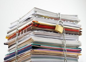 Dossiers cadenassés