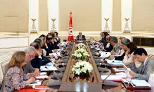 Le projet de loi sur la réconciliation présenté par Béji Caid Essebsi   Photo : Présidence TN