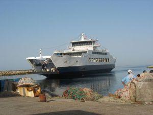 Ferry de Kerkennah