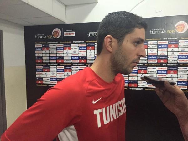 Mourad El Mabrouk nous livre ses impressions d'après-match #AfroBasket2015