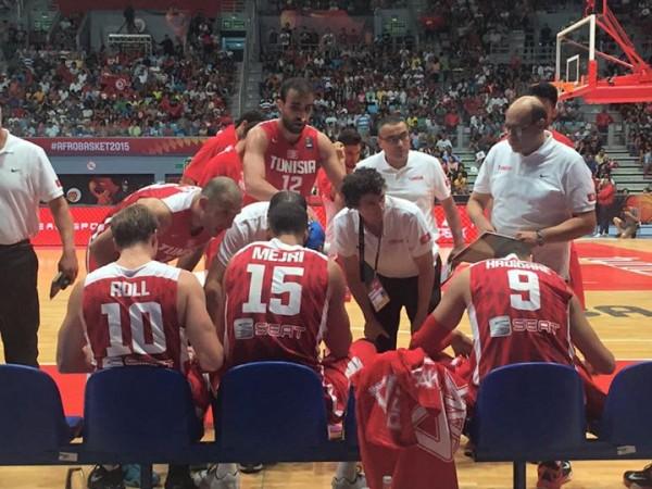 Tunisie Basketball