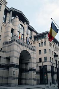 ministère affaires étrangères belgique