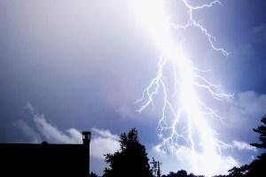 orage éclair