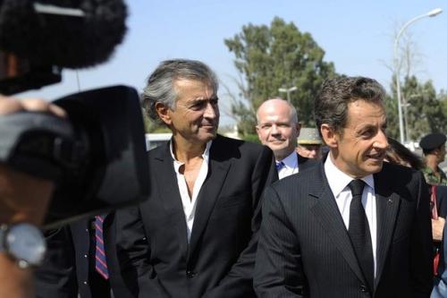 Sarkozy - BHL