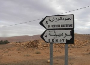 algerie fron