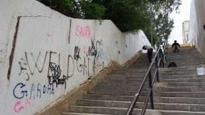 Street artistes Rades (1)