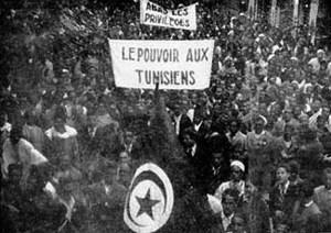 tunisie - 9 avril 1938