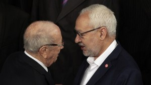 Ghannouchi - BCE - RFI