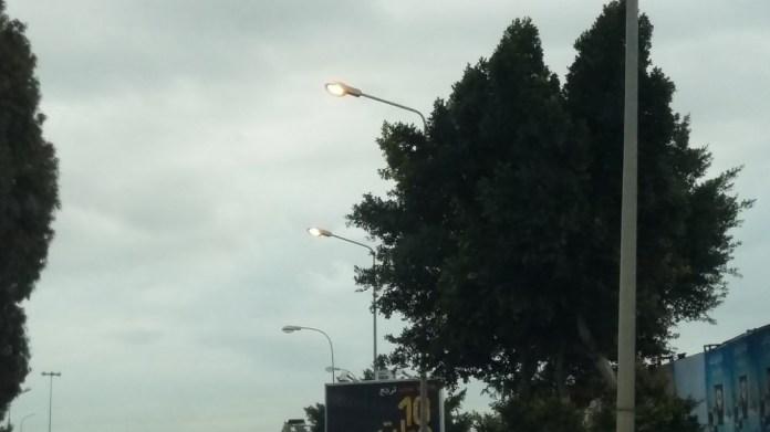 éclairage public 2