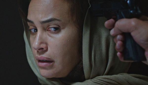 L'actrice Hend Sabri dans Fleur d'Alep