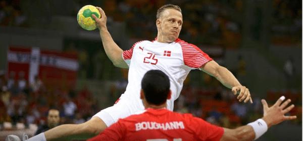 Tunisie vs Danemark