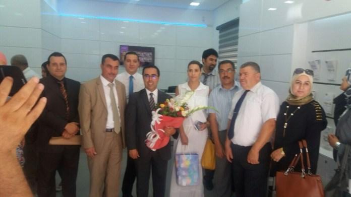 LE PDG TT à l'ETT à Sousse