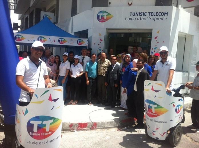 M.Nizar Bouguila inaugure l'ETT à Monastir