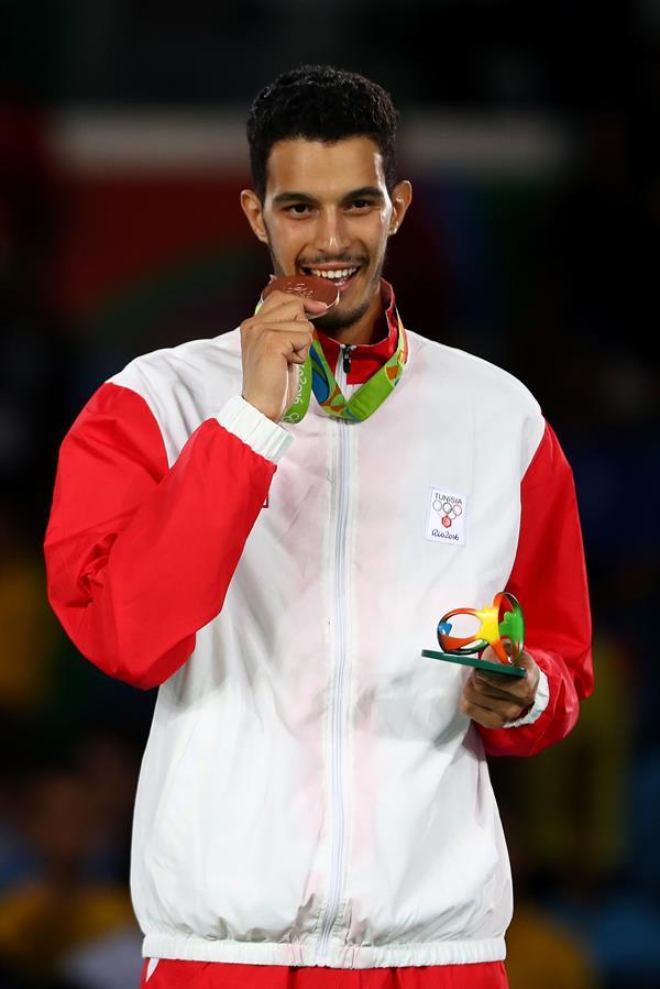 Oussama Oueslati (Taekwondo)