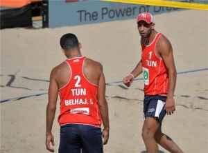Beach Volley / Tunisie