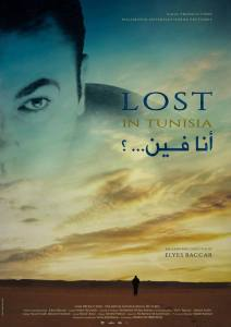 Lost in Tunisia - Affiche