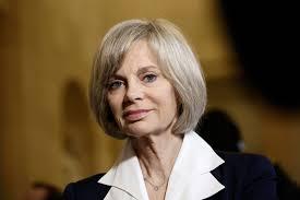 Elisabeth Guigou, présidente de la Commission des Affaires étrangères de l'Assemblée nationale française