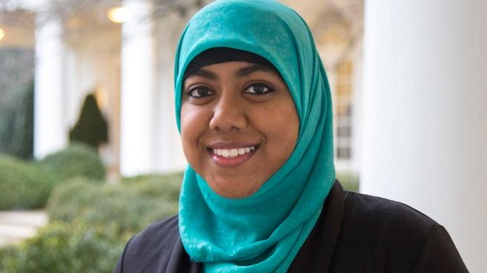 Rumana Ahmed, fonctionnaire du Conseil de sécurité nationale de la Maison Blanche (photo - Al-Arabya)