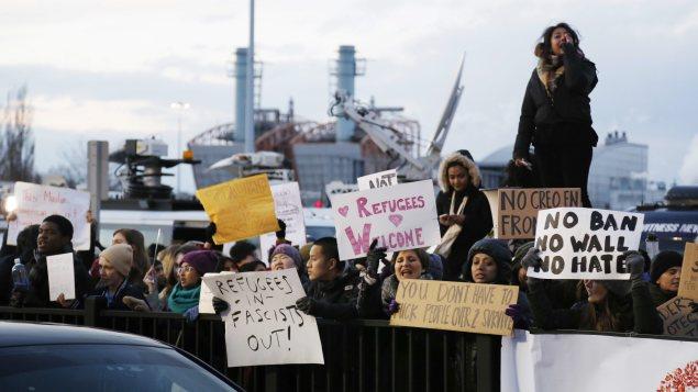 protestation-decret-trump-immigration