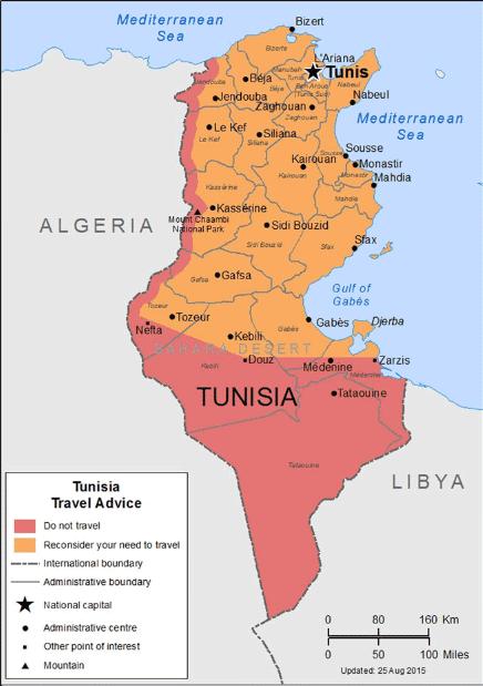 tunisie aust