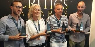 Les lauréats des Prix des Critiques arabes