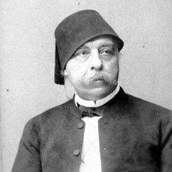 Nubar Pasha Nubarian premier ministre en 1878