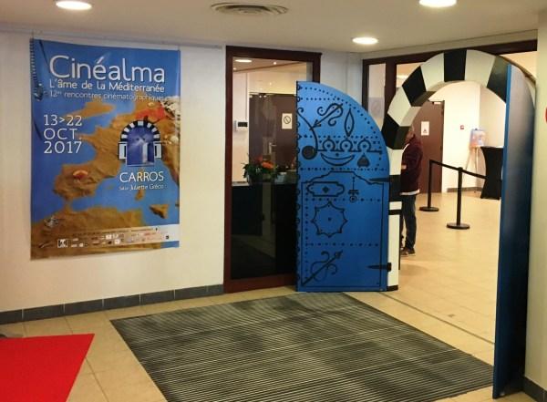 CinéAlma - La porte de Sidi Bou Saïd