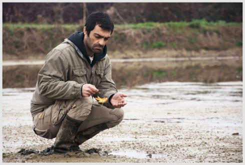 Reza AKHLAGHIRAD dans le rôle de Reza