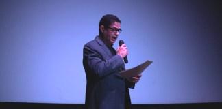 Habib Bel Hedi lit le communiqué de soutien aux deux acteurs