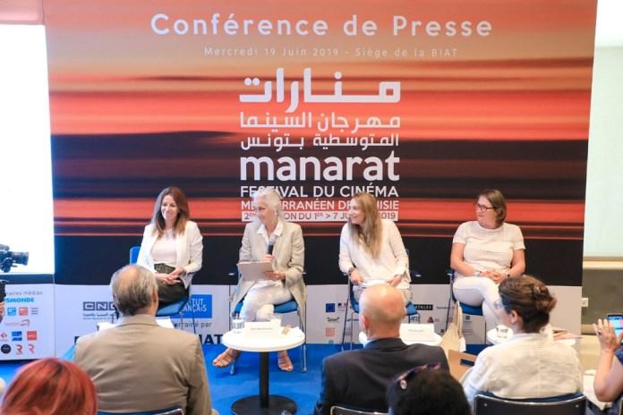 Conférence de Presse Manarat 0