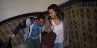 "Hakim Boumsaoudi et Hend Sabry dans ""Noura rêve"""
