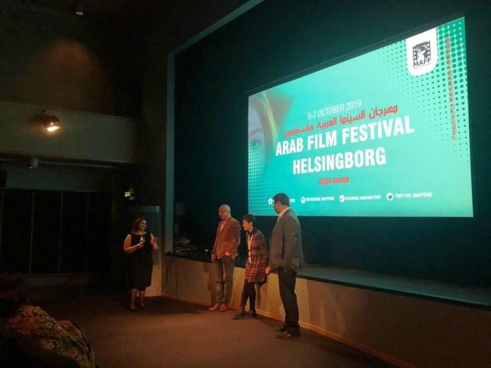 MAFF 2019 - Débat après la projection du film