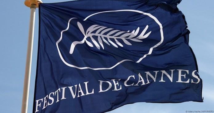 Drapeau du Festival de Cannes
