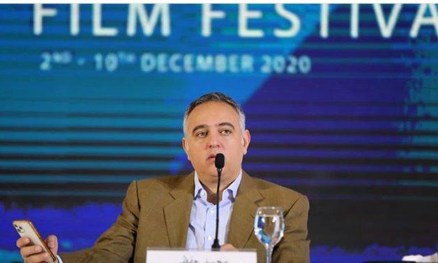 CIFF 42 - Mohamed Hefzy, président du festival