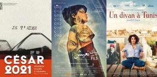Césars 2021 Tunisiens Un fils Un divan à Tunis