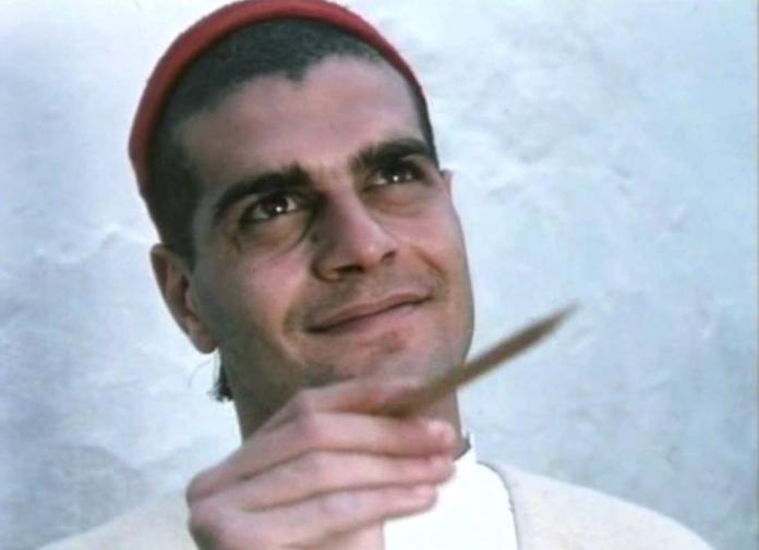 Omar Sharif dans le rôle de Goha