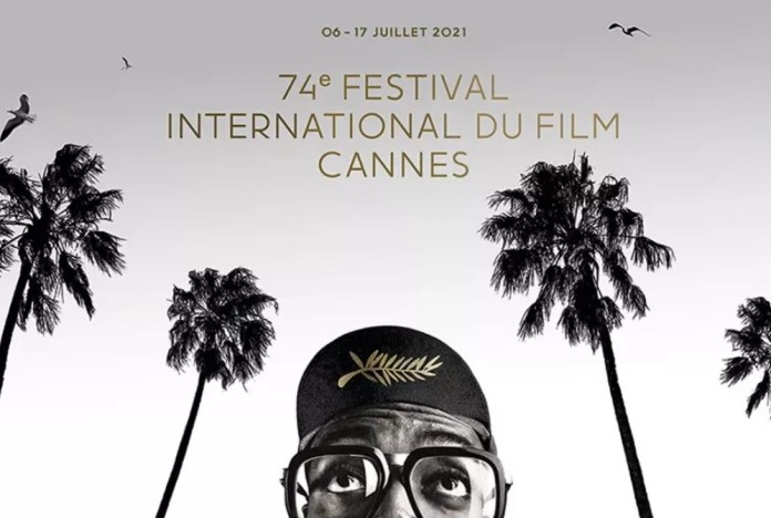 Cannes 2021 - Affiche
