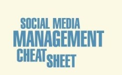 Social Media Management Cheat Sheet