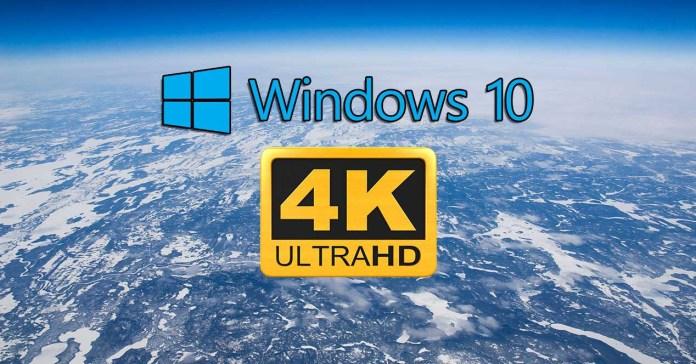8 new free 4K wallpaper packs for Windows 10
