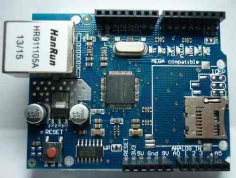 Image modulo-ethernet-para-arduino-w5100-compatible-uno-mega-2560-15867-MLM20109322221_062014-O.jpg
