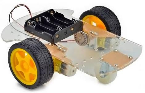Image chasis-vehiculo-robot-seguidor-carro-car-arduino-20036-MLM20182053311_102014-O.jpg