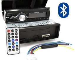 Auto Estereo 180 Watts Bluetooth Desmontable Control 0004