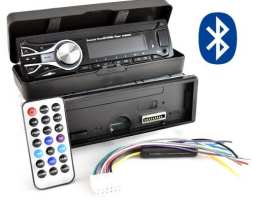 Auto Estereo 180 Watts Bluetooth Desmontable Control 0005
