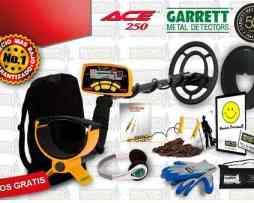 Detector De Metales Y Tesoros Garrett Ace 250 Envio Gratis