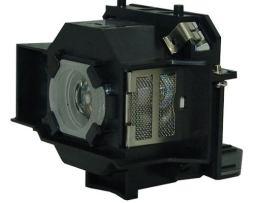 Lámpara Con Carcasa Para Epson Powerlite 76c Proyector