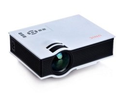 Proyector Led 1500 Lumenes Hd 1080p Hdmi Vga Envio Gratis