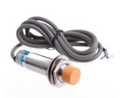 Sensor Inductivo De Proximidad Lj18a3-8-z/by