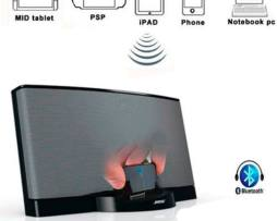 Adaptador Bluetooth Para Equipos Con Dock De 30 Pin Bose Etc