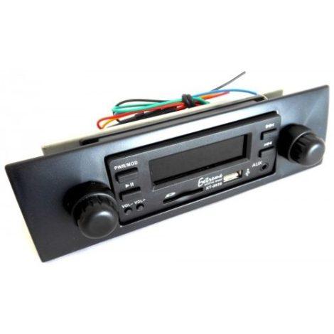 Auto Estereo Reproductor Mp3 Fm Auxiliar Usb Sd Economico