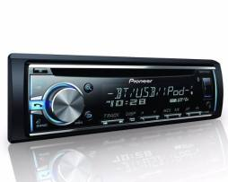 Autoestéreo Pioneer Deh-x6800bt Multicolor Bluetooth 2016